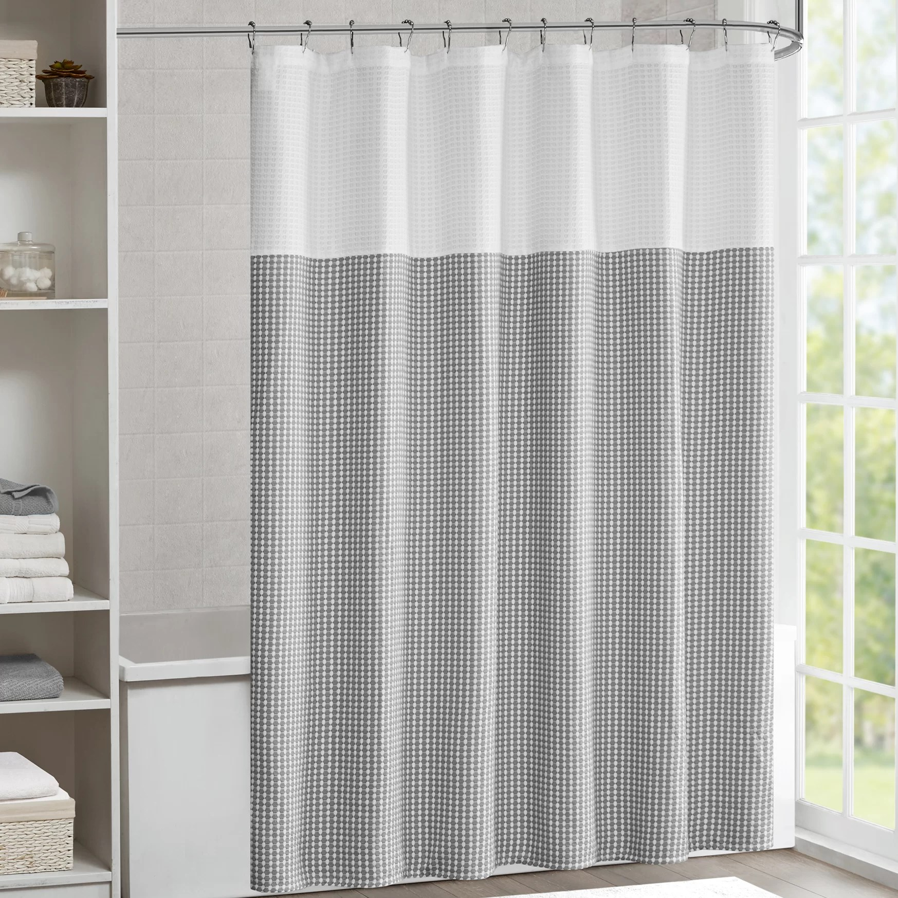 Valentine Shower Curtain