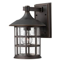 Hinkley Lighting Freeport 1 Light Outdoor Wall Lantern ...