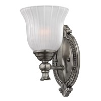 Hinkley Lighting Francoise 1 Light Wall Sconce & Reviews ...