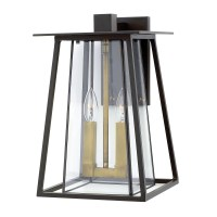 Hinkley Lighting Walker 2 Light Outdoor Sconce | Wayfair