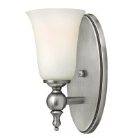 Hinkley Lighting Yorktown 1 Light Wall Sconce with Etched ...