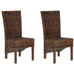 Safavieh Dining Chairs Hanging Hammock Outdoors Ridge Side Chair And Reviews Wayfair