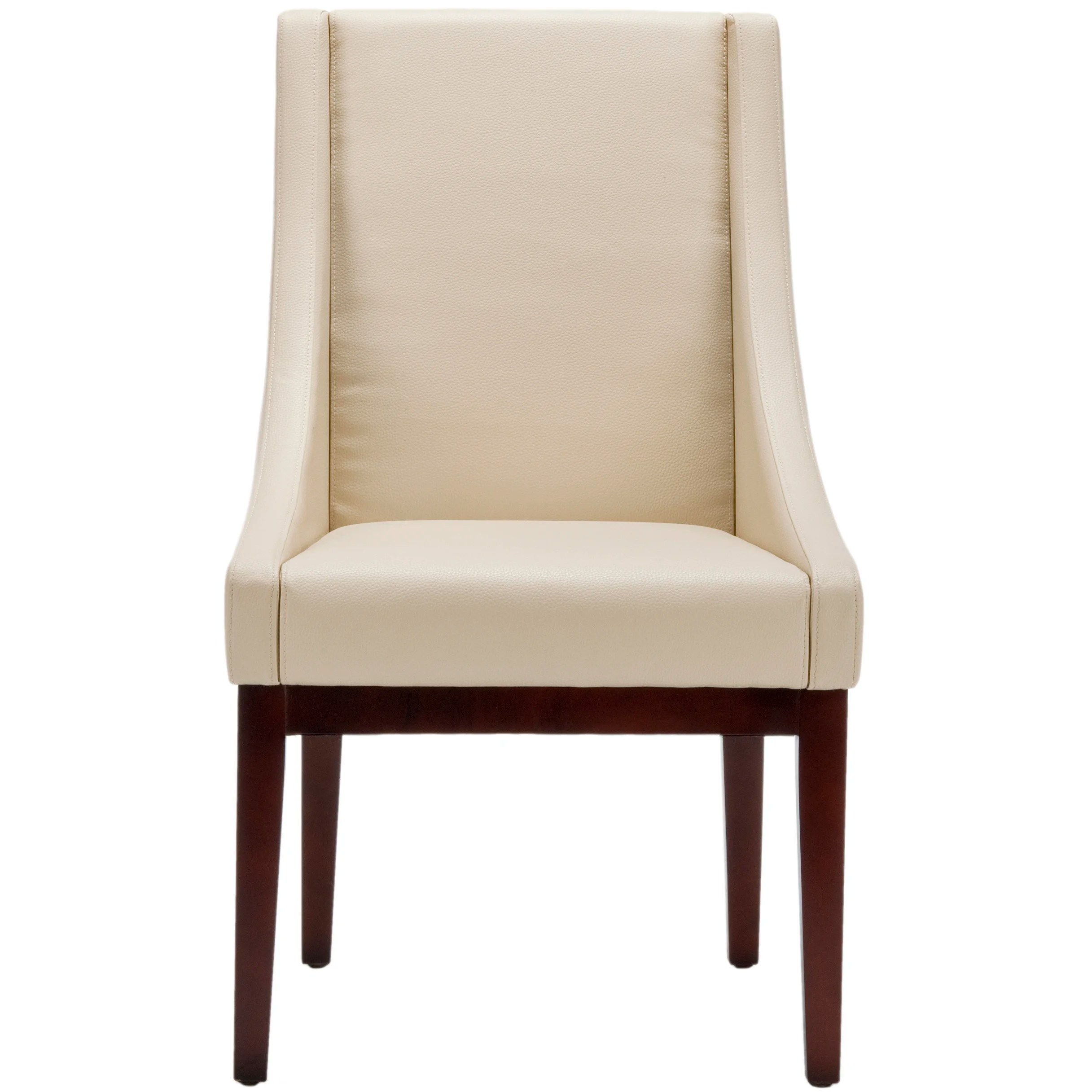 Leather Chairs Target Safavieh Sloping Side Chair And Reviews Wayfair
