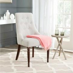 Safavieh Karna Dining Chair Throne Cheap