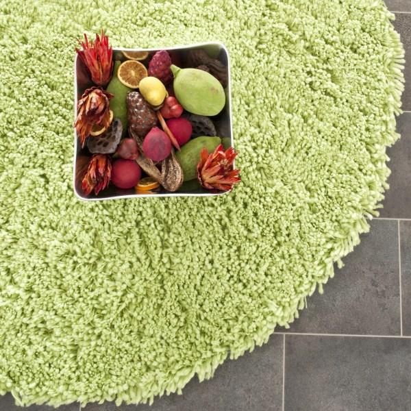 Safavieh Shag Lime Area Rug &