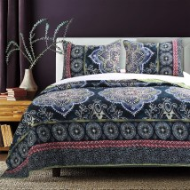 Barefoot Bungalow Twyla Queen Quilt Set