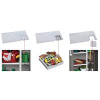 Keter Optima Wonder Tall Plastic Storage Cabinet & Reviews ...