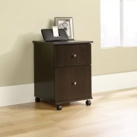 Sauder 2 Drawer Mobile File Cabinet & Reviews