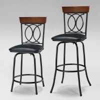 Linon Adjustable Height Bar Stool & Reviews | Wayfair