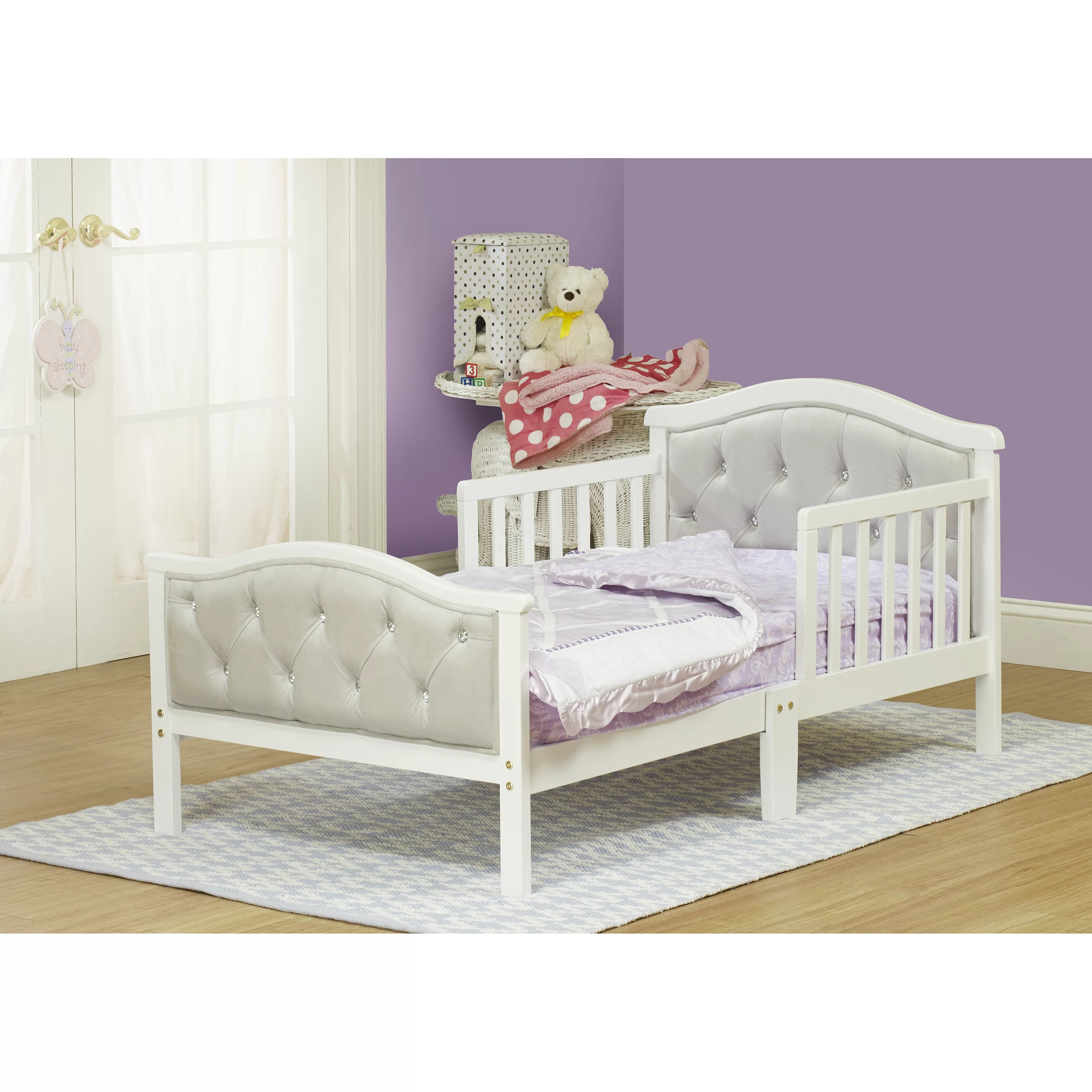 toddler chair bed pink retro orbelle the and reviews wayfair
