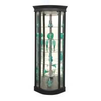 Philip Reinisch Co. Auberge Corner Curio Cabinet & Reviews ...
