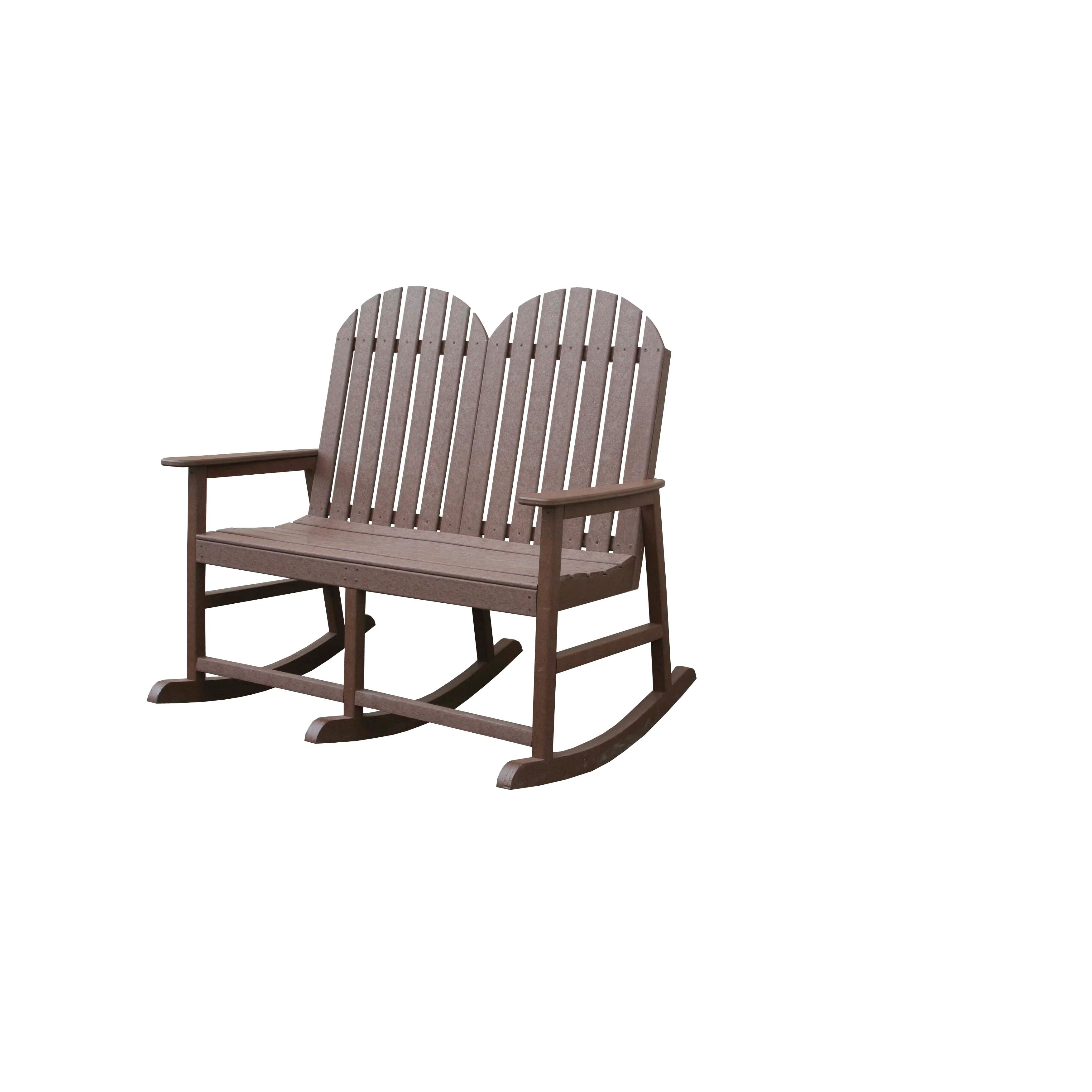 Double Rocking Chair Eagle One Alexandria Double Rocking Chair Wayfair