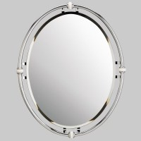 Kichler Oval Beveled Mirror & Reviews | Wayfair.ca
