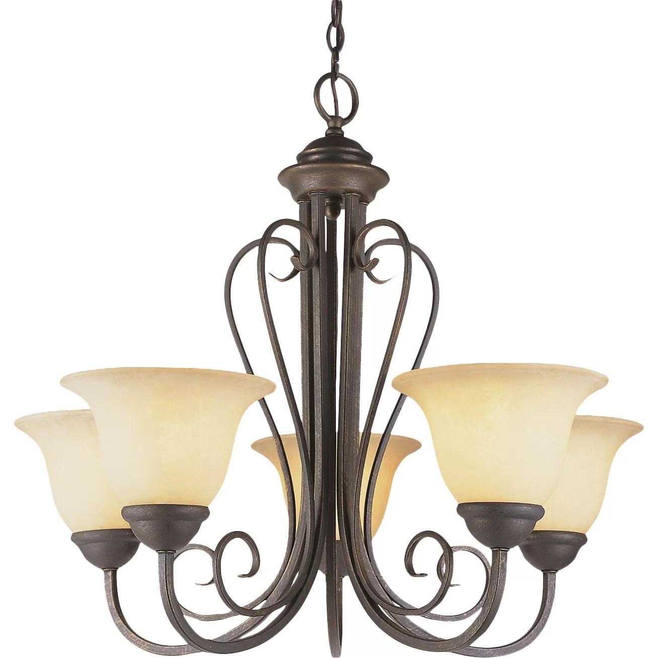 bronze kitchen chandelier wood set transglobe lighting new century 21 25 quot in