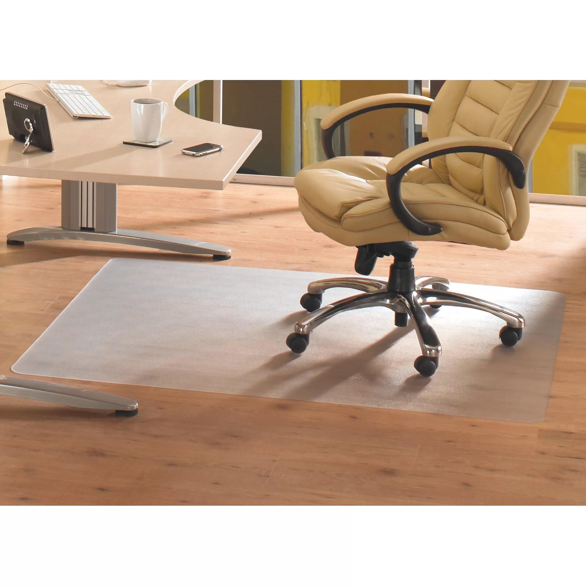 office chair mat 45 x 60 wheelchair gst floortex anti microbial advantagemat hard floor straight
