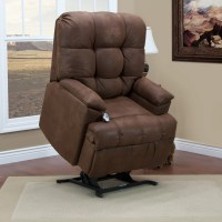 Med-Lift 5600 Series Wall-a-Way Reclining Lift Chair ...