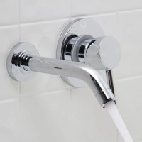 Vigo Olus Wall Mount Bathroom Faucet & Reviews | Wayfair