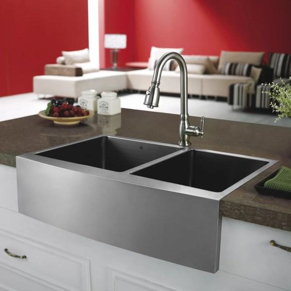 Farm Kitchen Sinks Stainless Steel