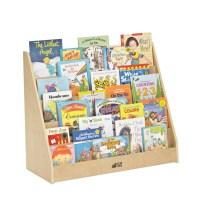 ECR4Kids Single Sided Book Display Stand & Reviews | Wayfair
