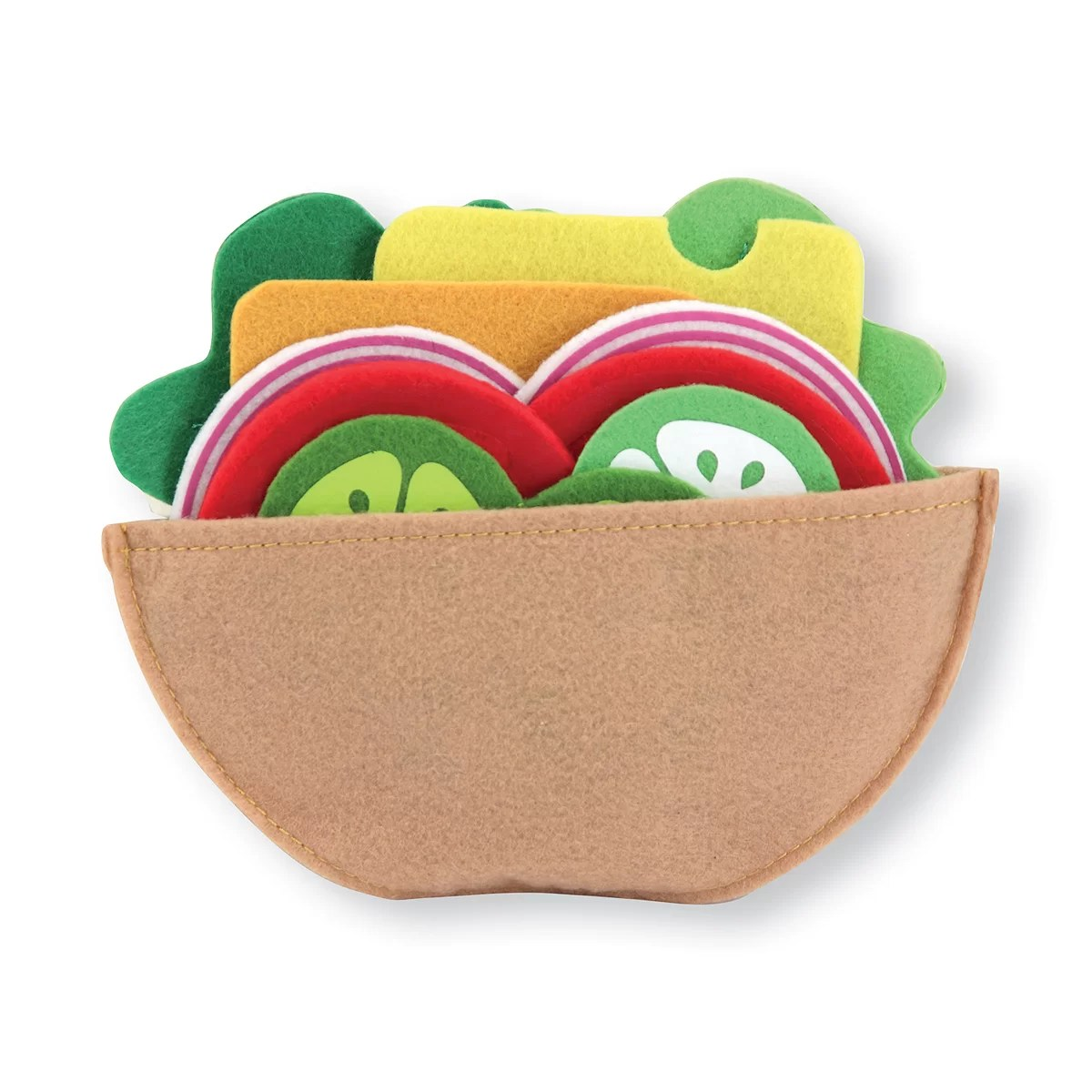 Melissa And Doug Table And Chairs Melissa And Doug 33 Piece Felt Food Sandwich Set And Reviews