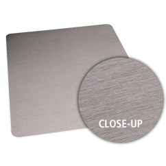 Es Robbins Chair Mat Teak Dining Brushed Stainless Design And Reviews