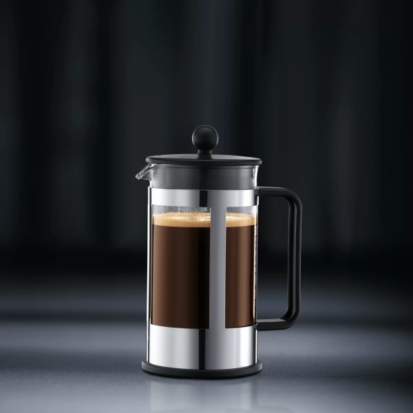 Bodum Kenya 8 Cup French Press Coffeemaker With Carafe