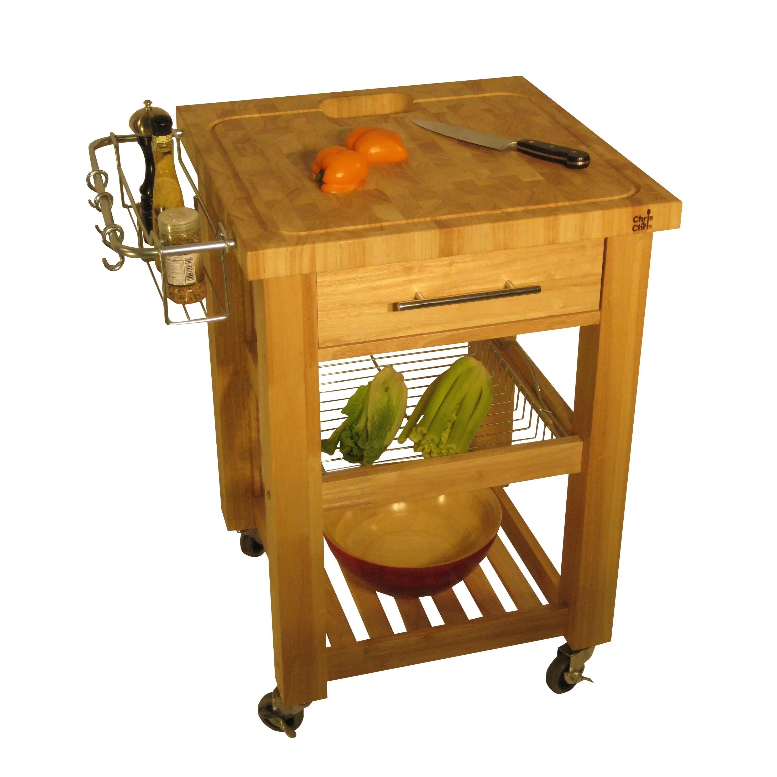 chris and kitchen cart outdoor bbq pro chef reviews wayfair