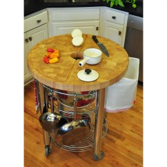 Chris And Kitchen Cart Refinishing Oak Cabinets Prep Table With Wood Top Reviews Wayfair