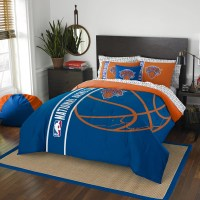 Northwest Co. NBA Knicks Comforter Set | Wayfair