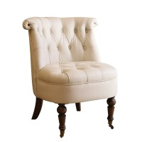 Abbyson Living Drea Barrel Chair & Reviews | Wayfair