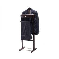 Bedroom Wardrobe Chair Valet Pub Height Outdoor Table And Chairs Proman Kingston Iii Stand Reviews Wayfair