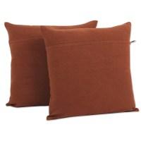 Novica Keawpankanlaya Embroidery Cotton Throw Pillow Cover ...