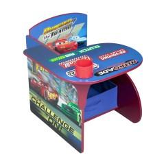 Video Game Chair With Cup Holder Salon Delta Children Cars Kids Desk Storage