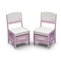 Delta Children Jack and Jill Kids 3 Piece Table and Chair ...