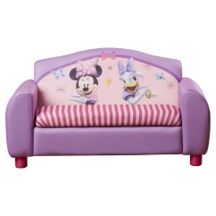 Delta Storage Sofa Bed Ikea Sleeper Cover Children Disney Minnie Mouse Kids With