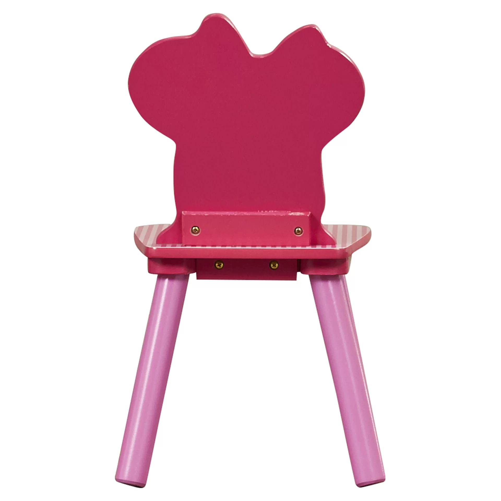 minnie table and chairs swivel chair casters delta children mouse kids 3 piece