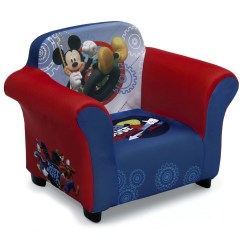 Mickey Mouse Clubhouse Chair Modern Grey Leather Chairs Delta Children Disney Kids Club