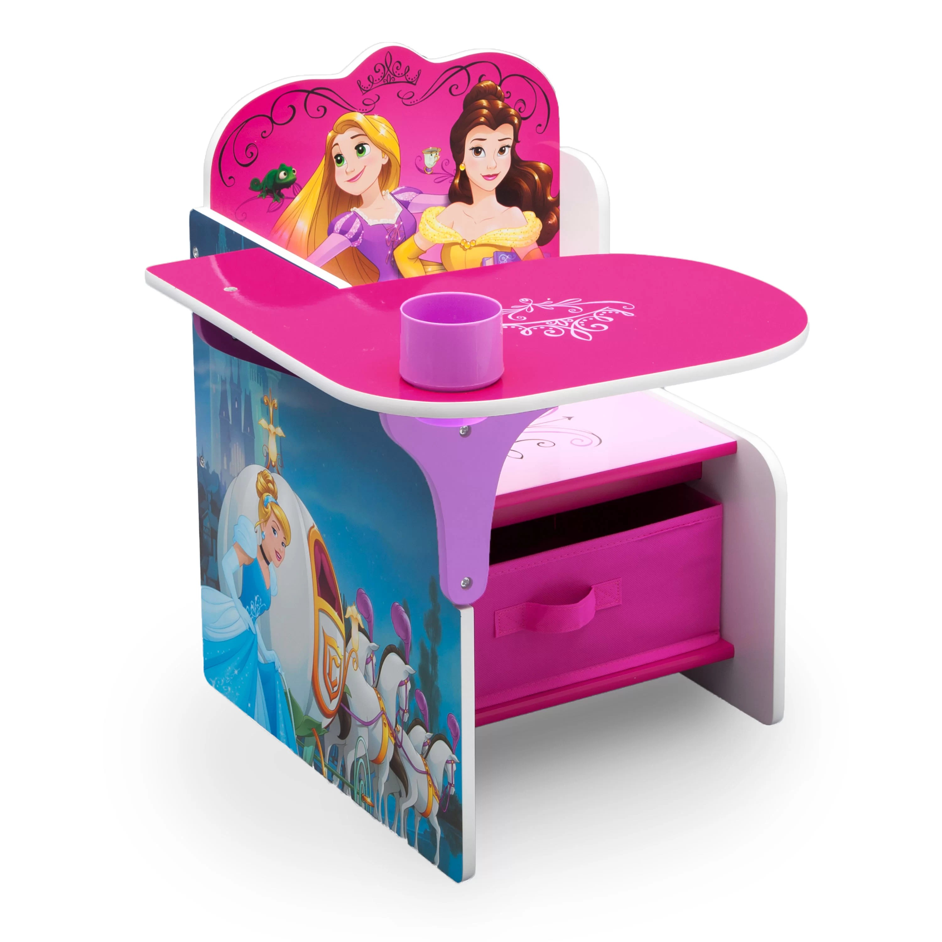disney princess chair old office and table delta children kids novelty with