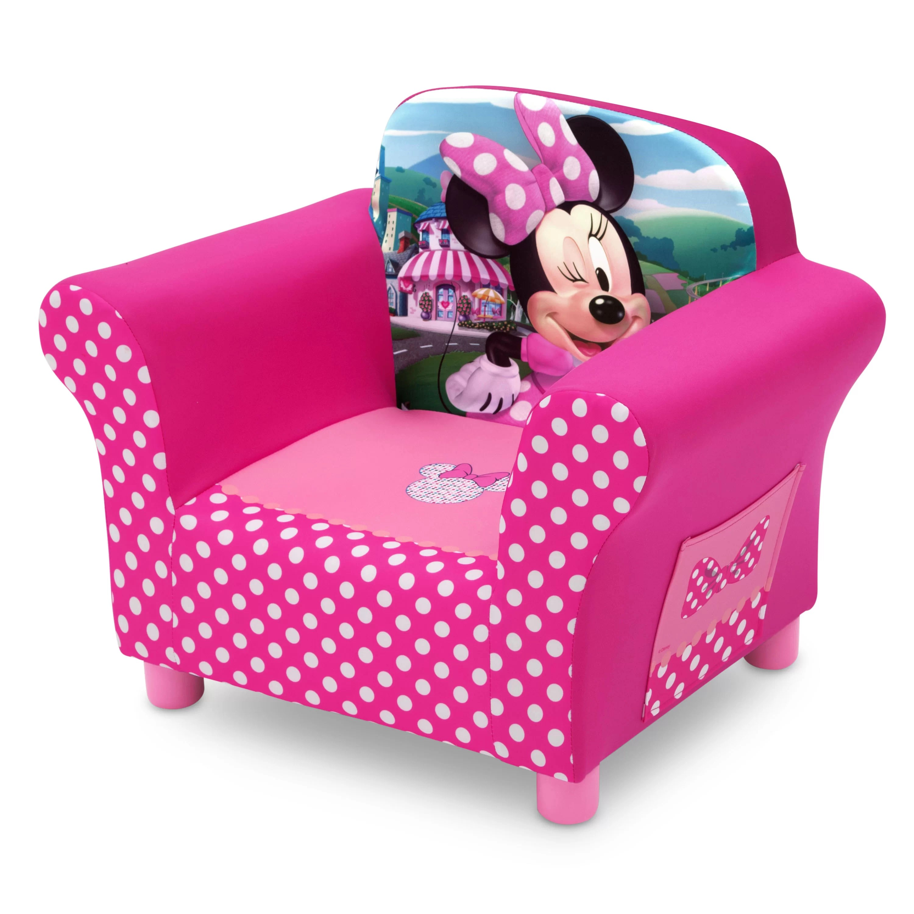 minnie mouse chair target covers bristol and bath delta children disney 39 armchair reviews