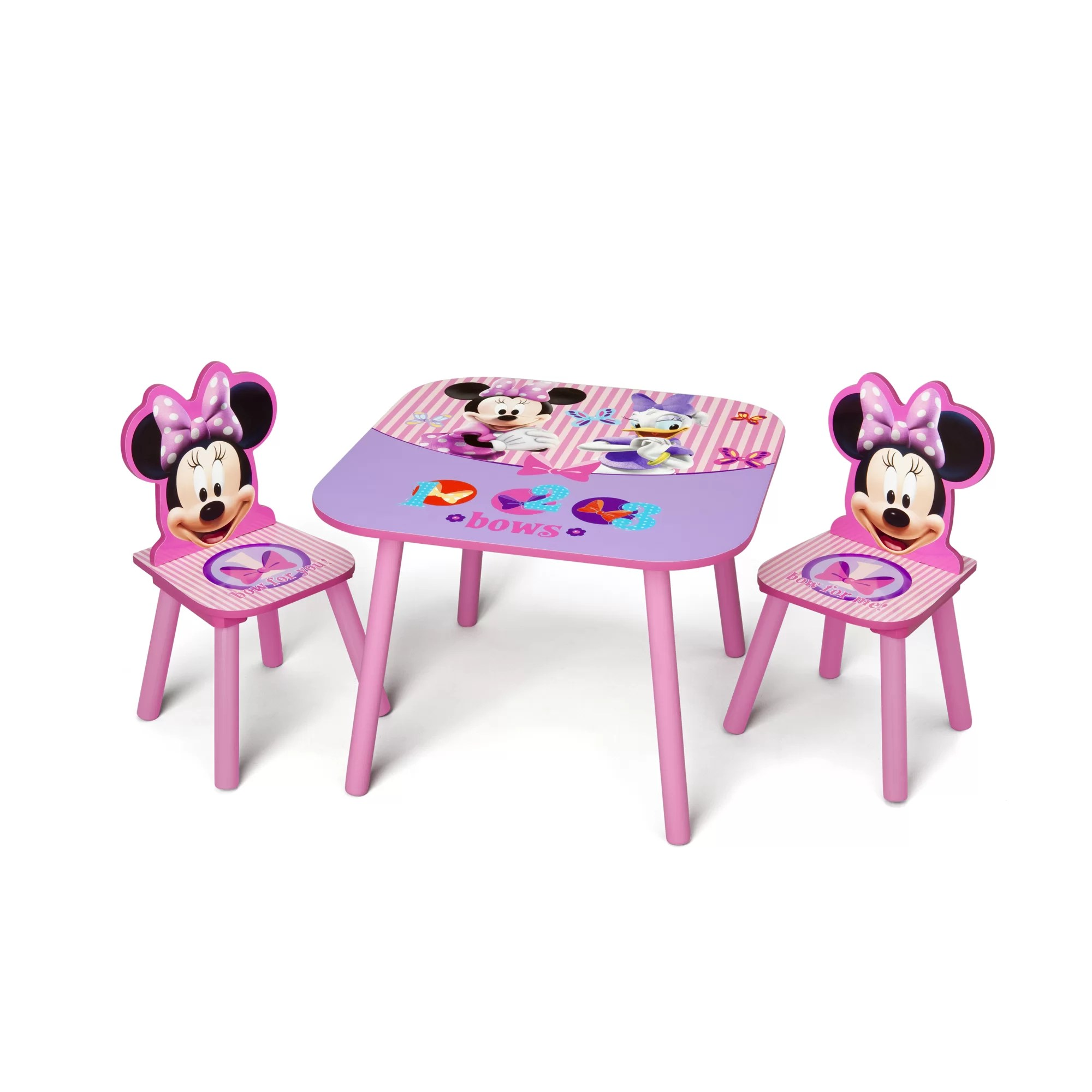 3 piece toddler sofa set ikea usa delta children minnie mouse kids table and chair