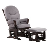 Dutailier Ultramotion Modern Glider and Ottoman & Reviews ...