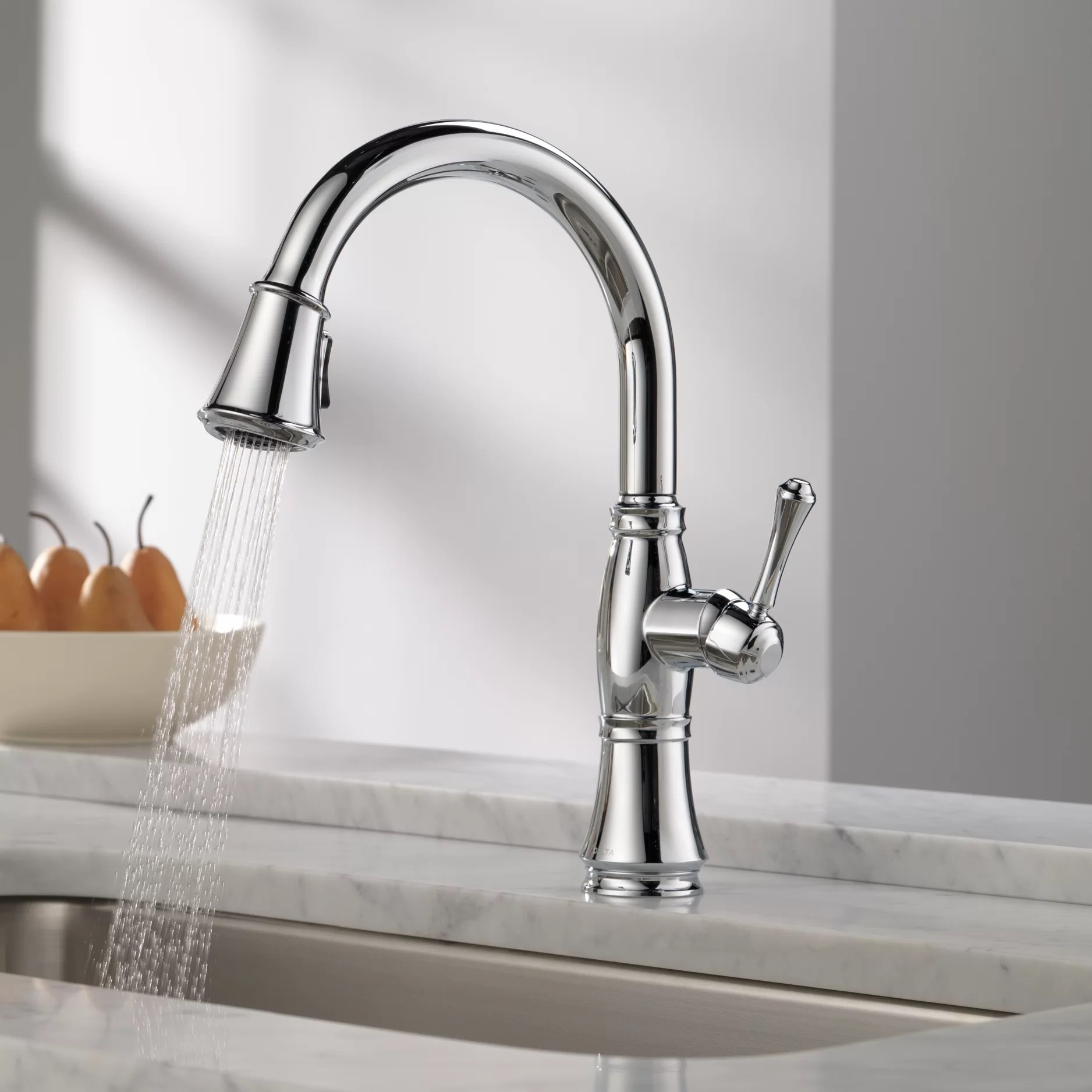 delta cassidy kitchen faucet farm sink for single handle standard with