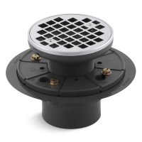 Kohler Round Design Tile-In Shower Drain & Reviews | Wayfair