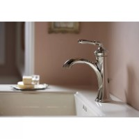 Kohler Devonshire Single Handle Bathroom Sink Faucet ...