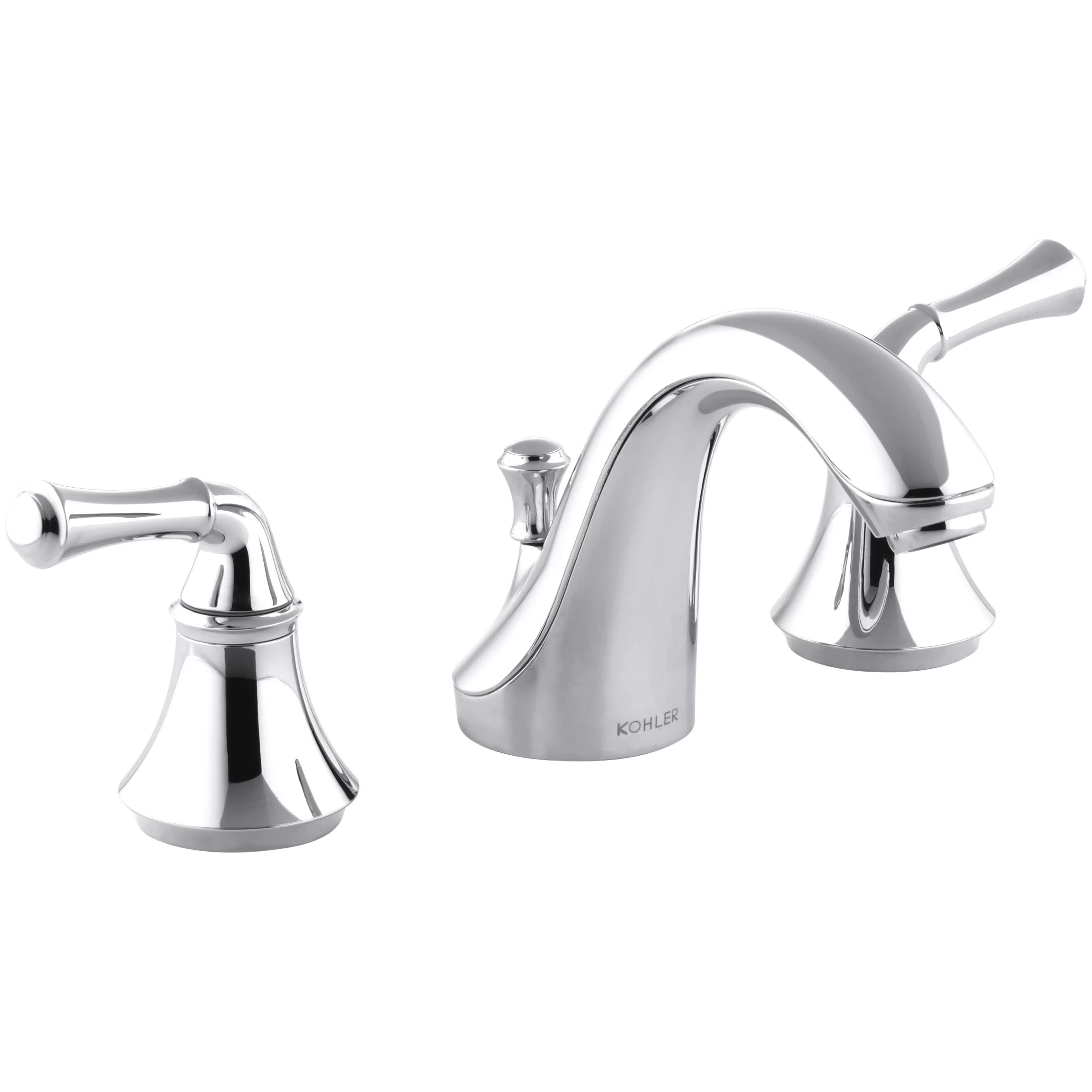 Kohler Fort Widespread Bathroom Sink Faucet with