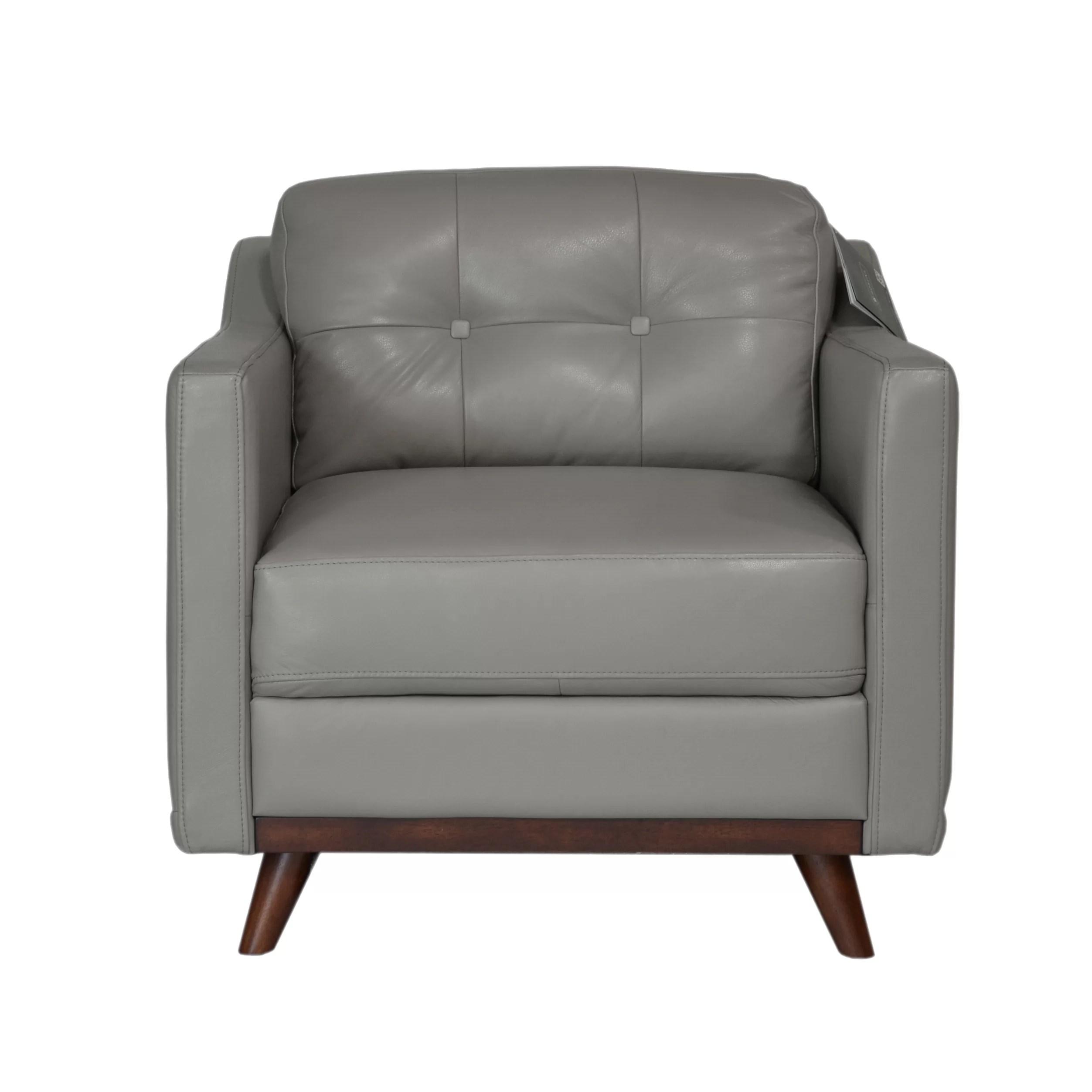 full grain leather chair where to buy covers in dubai moroni monika top wayfair ca