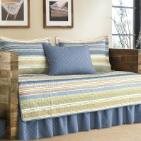 Eddie Bauer Yakima Valley 5 Piece Reversible Daybed Set ...