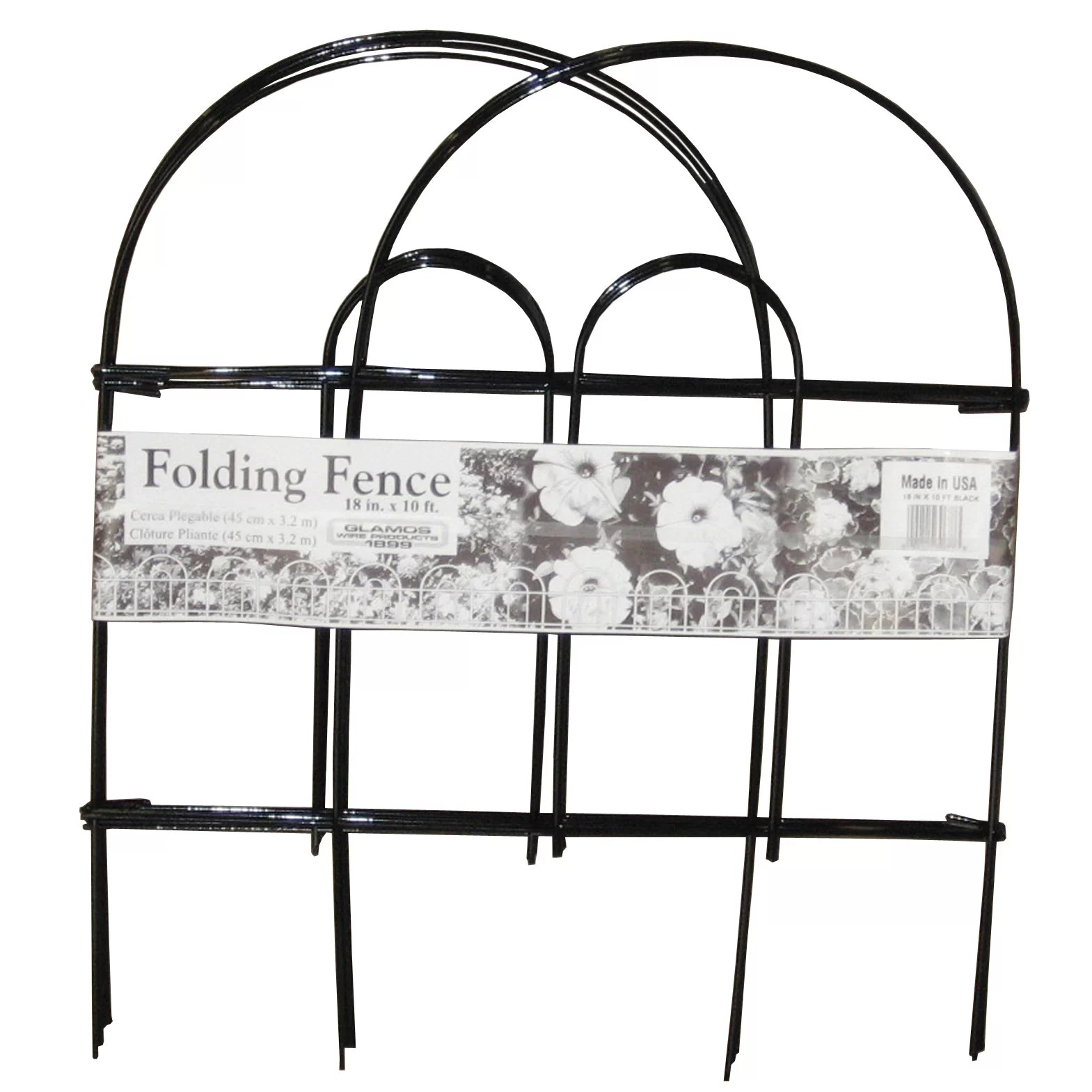 Glamos Wire Folding 18 X 10 Wire Fence Amp Reviews