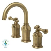 Pegasus Verdanza Double Handle Bathroom Faucet & Reviews