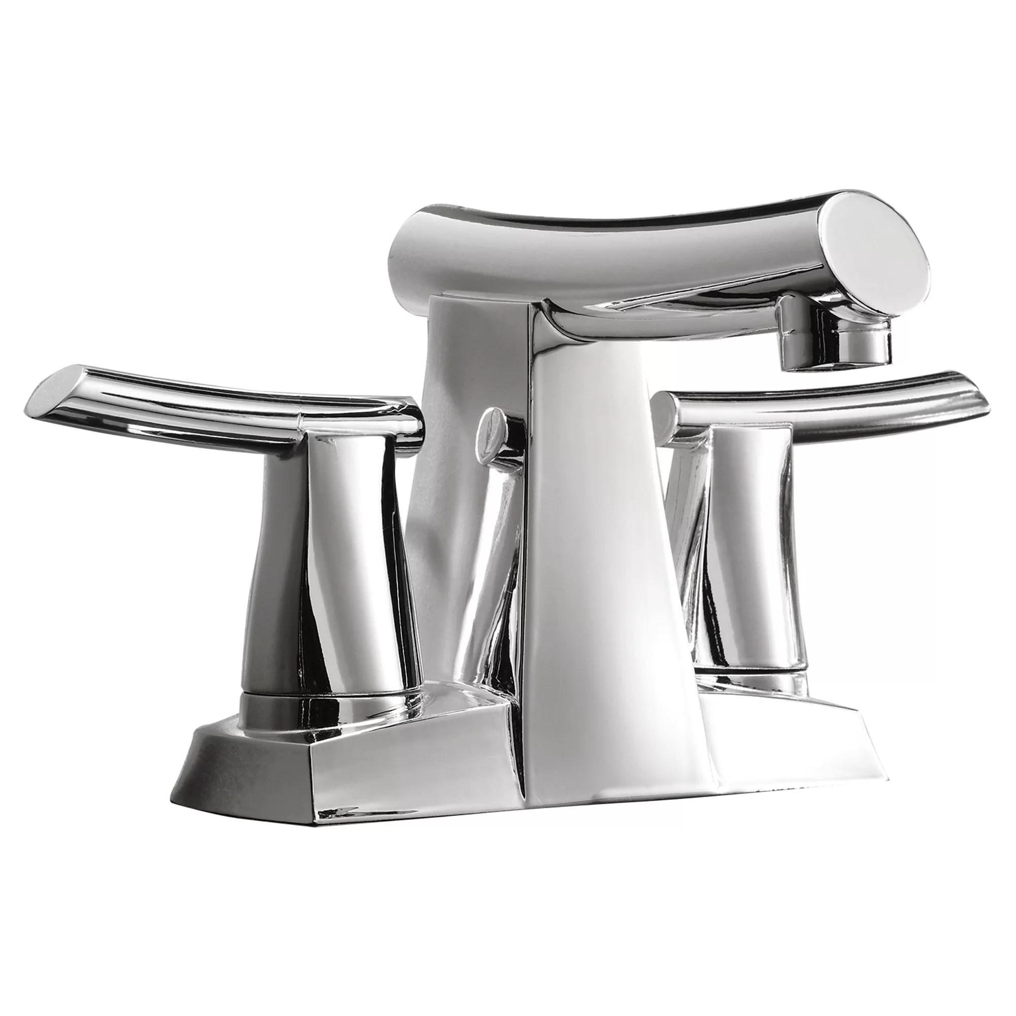 American Standard Green Tea Centerset Bathroom Sink Faucet